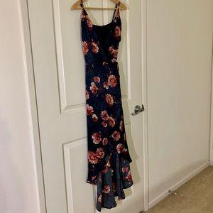Cotton Candy LA Wrap-around dress